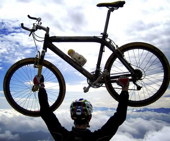 cycling expedition india