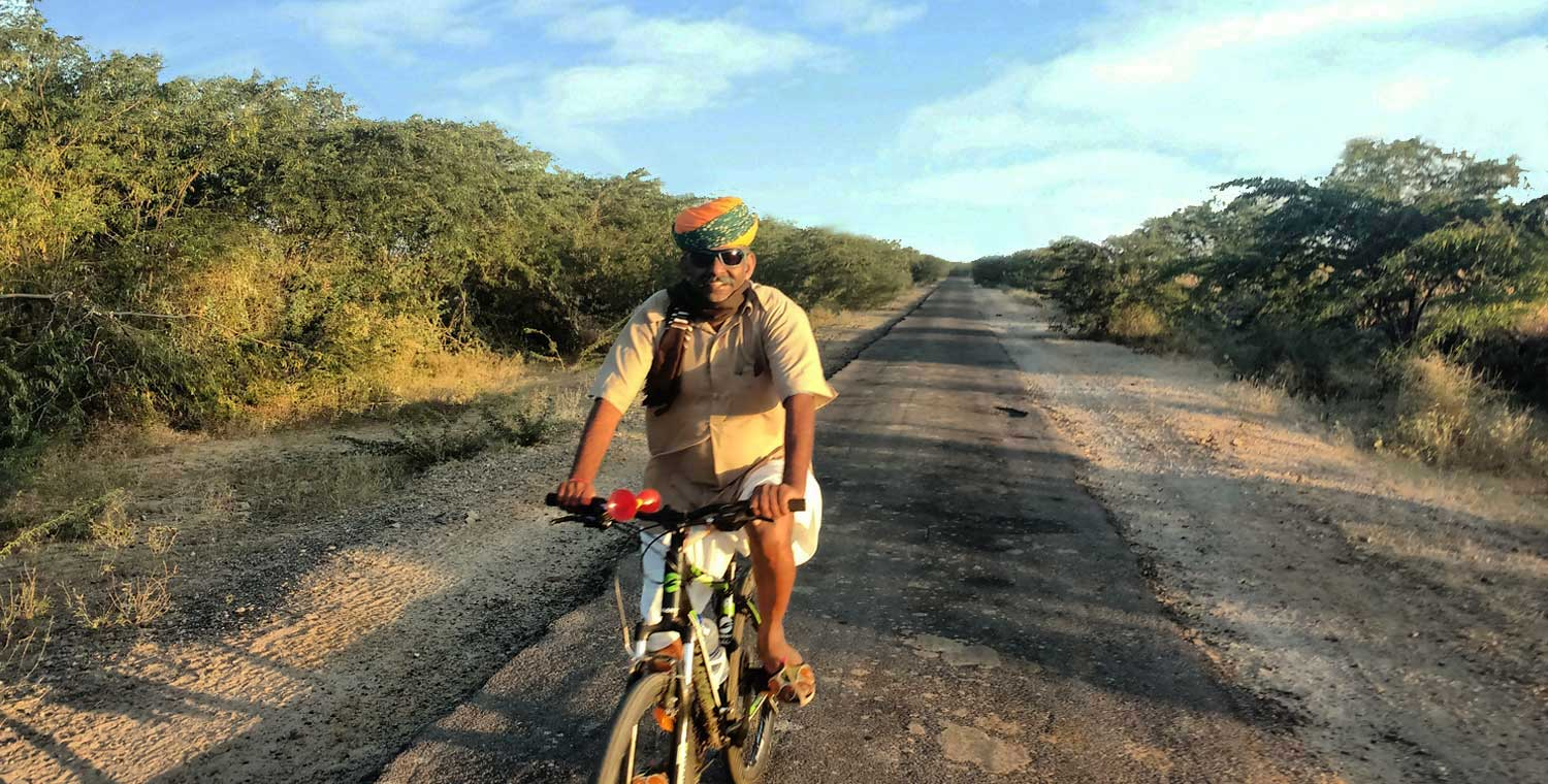 Best of Rajasthan on Bicycle