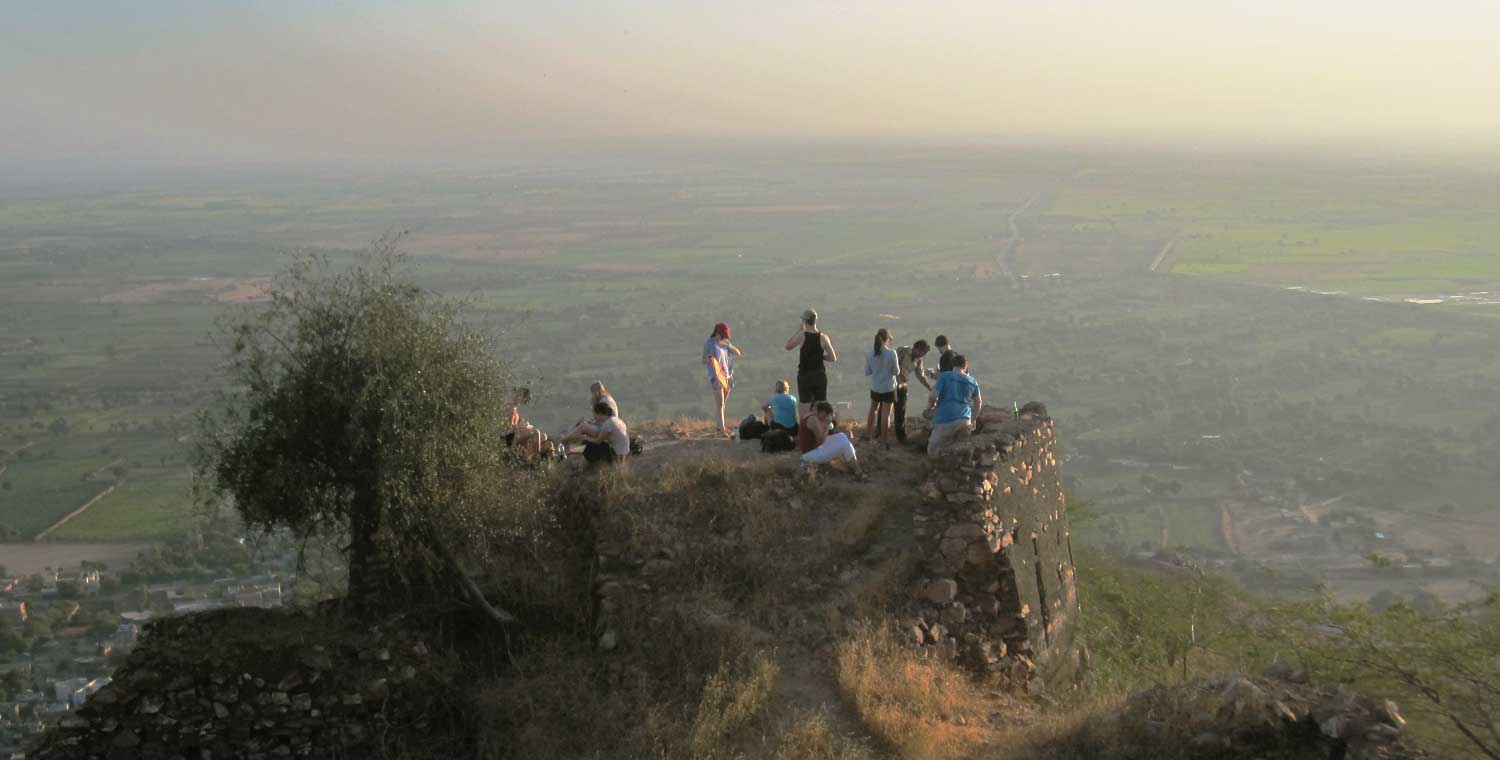 The Nahargarh Trekking