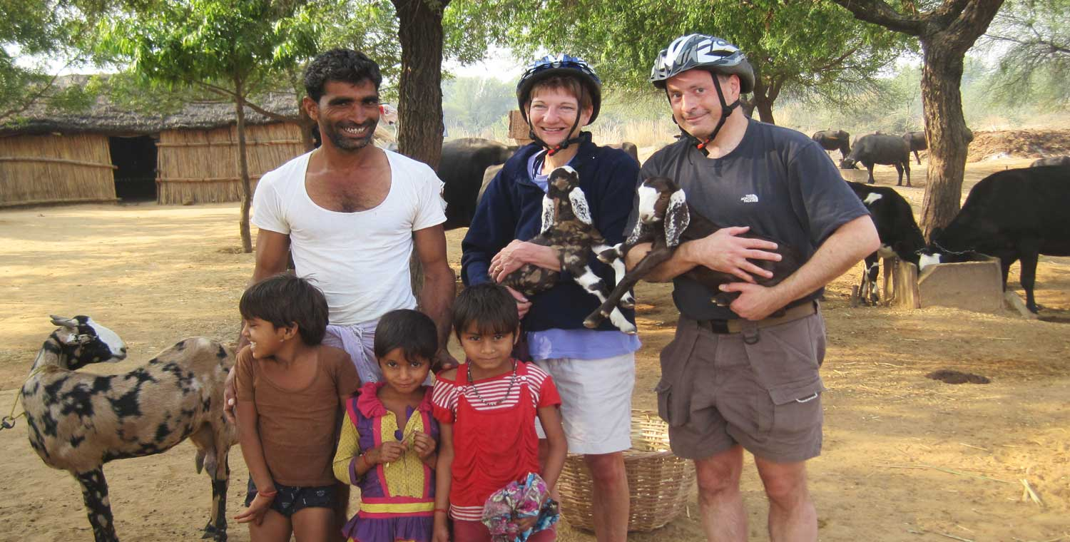 Village Cycle Safari (Day Excursion)