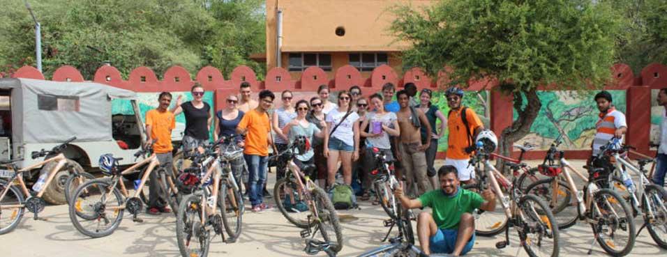 Road Bicycle adventure Tour