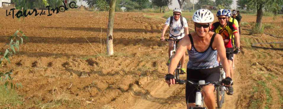 Rajasthan Cycling Tours by LetourdeIndia