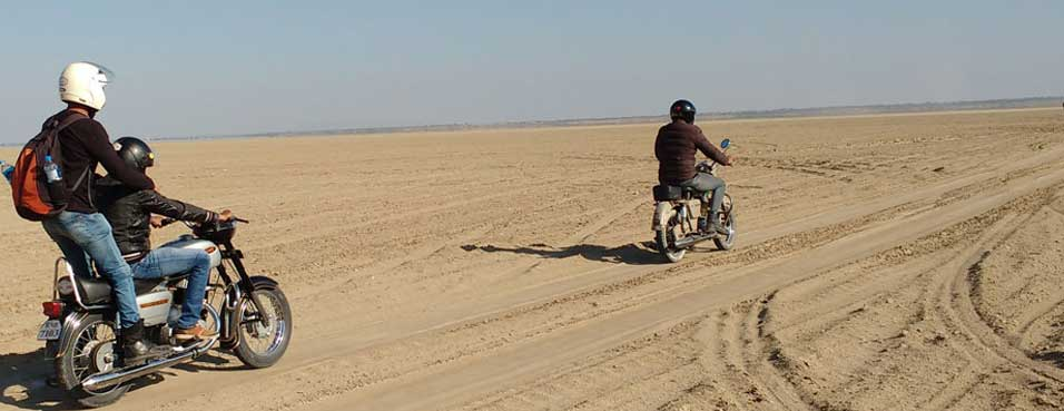 Sambhar Sawarda Motorcycle Tour