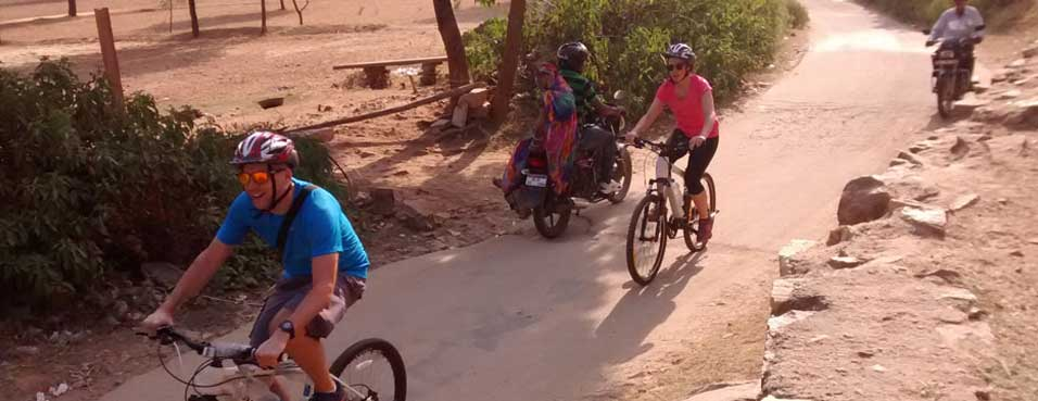 Rajasthan Village Cycle Safari – Jaipur to Samode