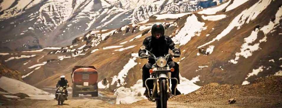 India motorbike trips