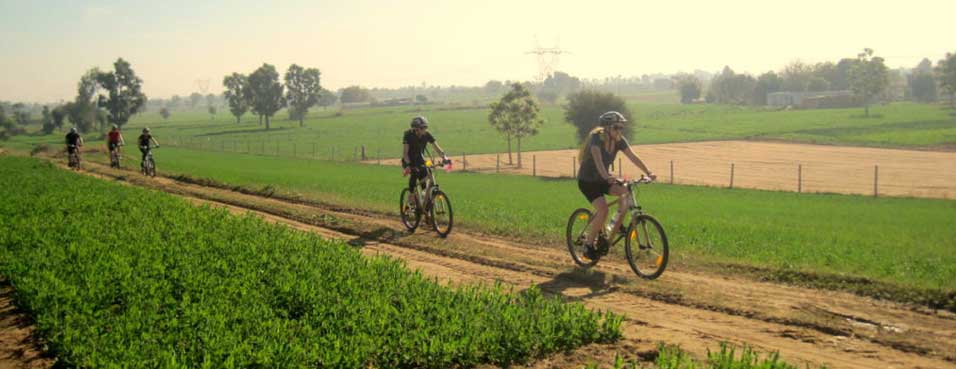 cycling tour in Villages of Rajasthan