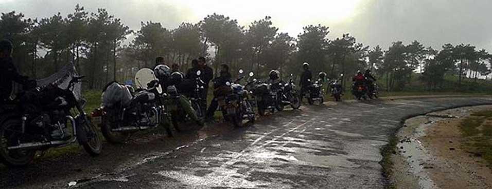 Jaipur Sariska Motorcycle Tour