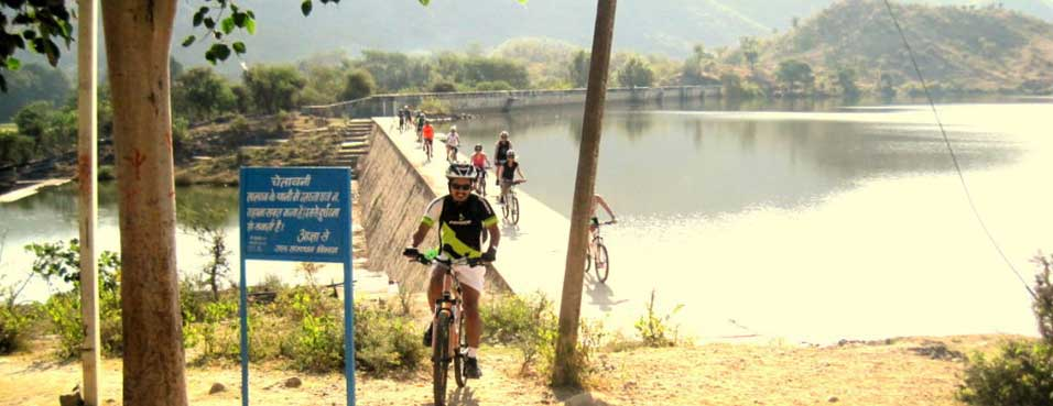 Udaipur Cycle tour