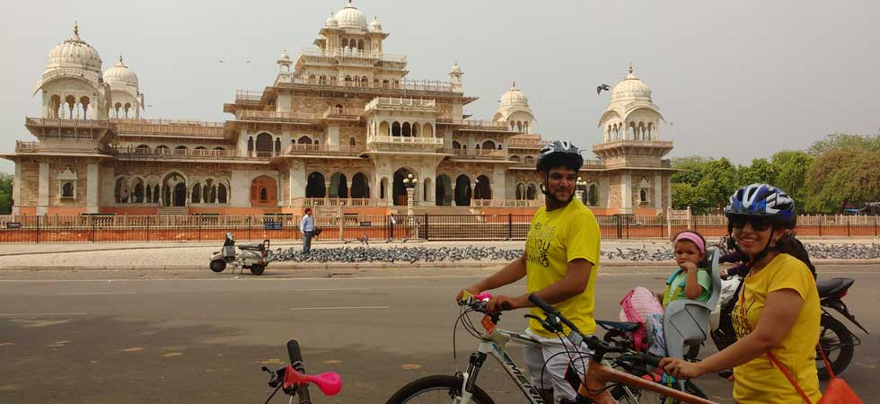 Jaipur Adventure City tour