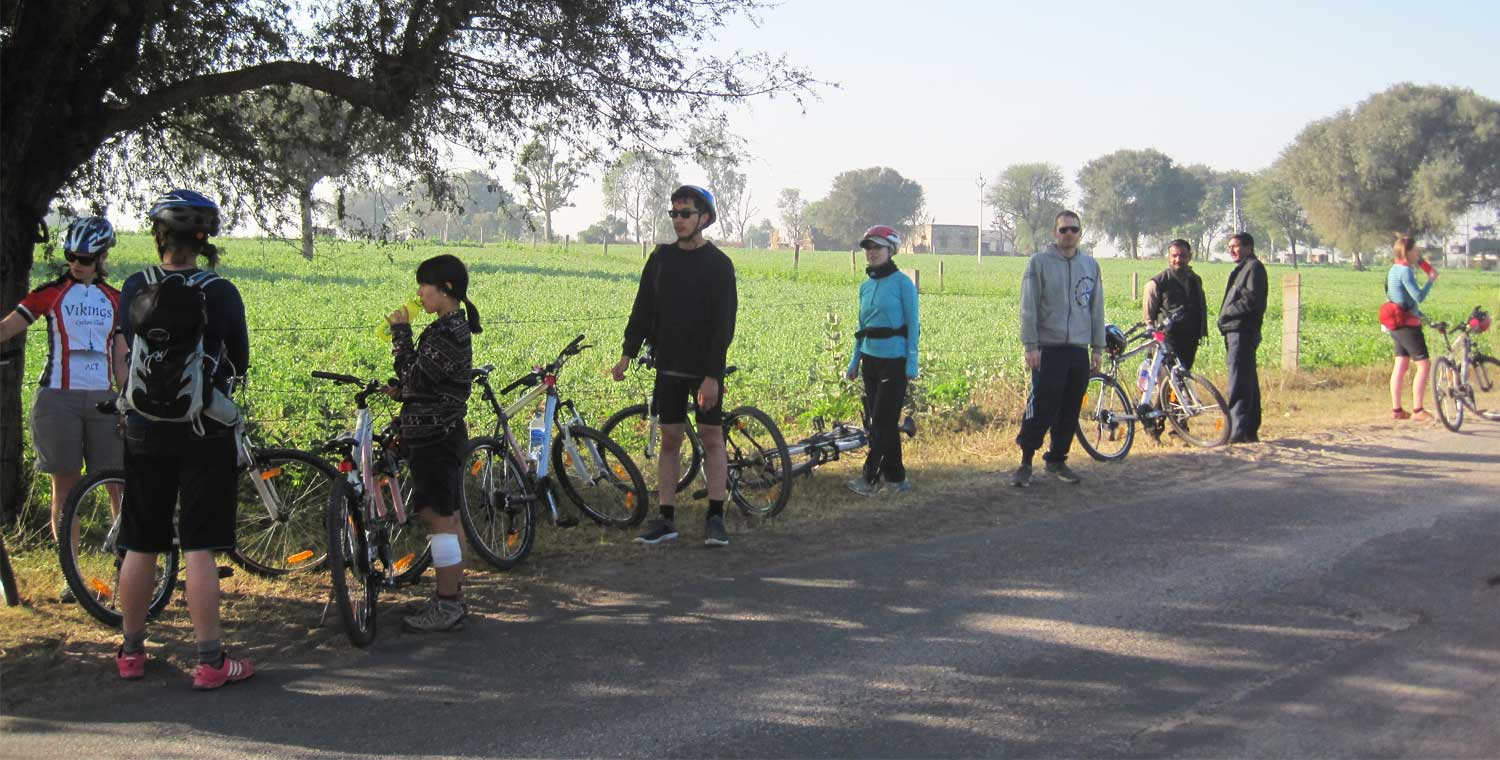 Classic Rajasthan on Cycle