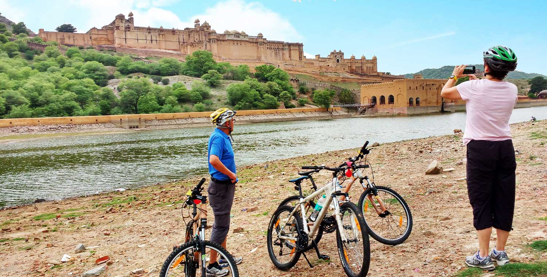 Pedal To Heritage (Jaipur Bike Tour)