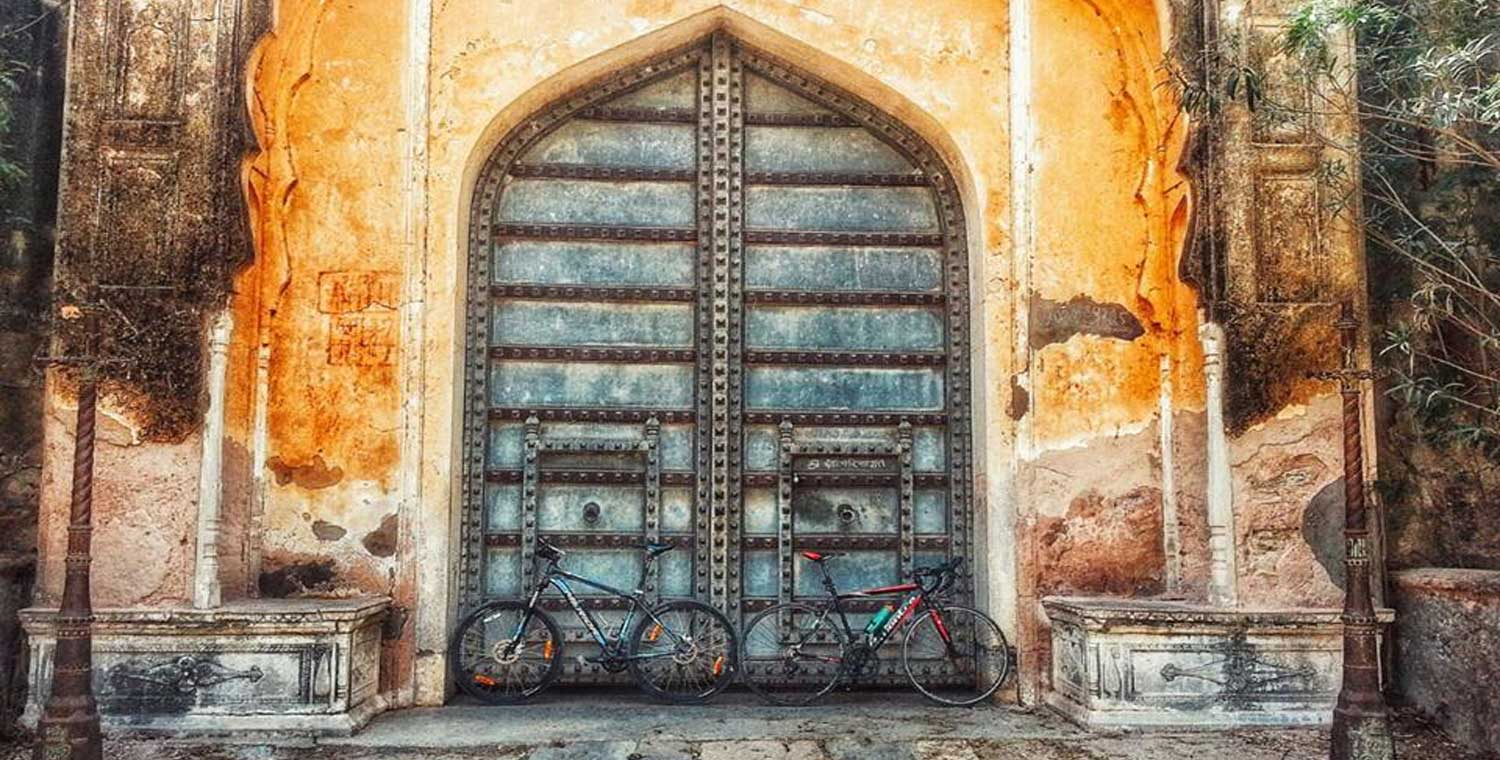 Heritage Rajasthan on Cycle