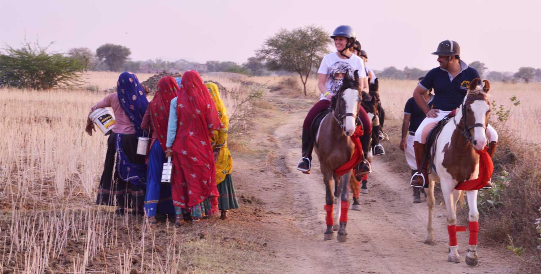 Jaipur Horse Riding Adventure