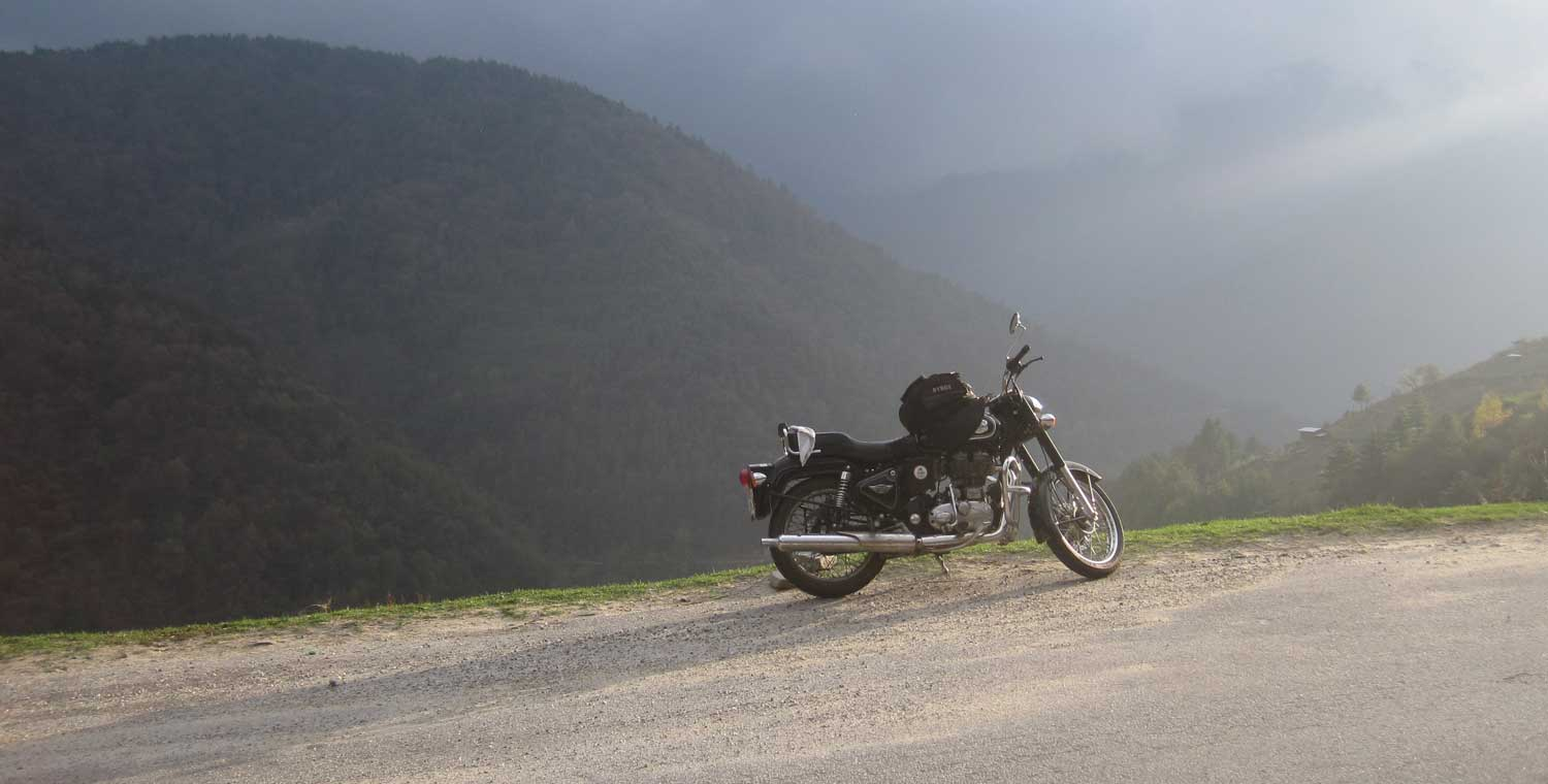 Motorcycle Ride To Ladakh