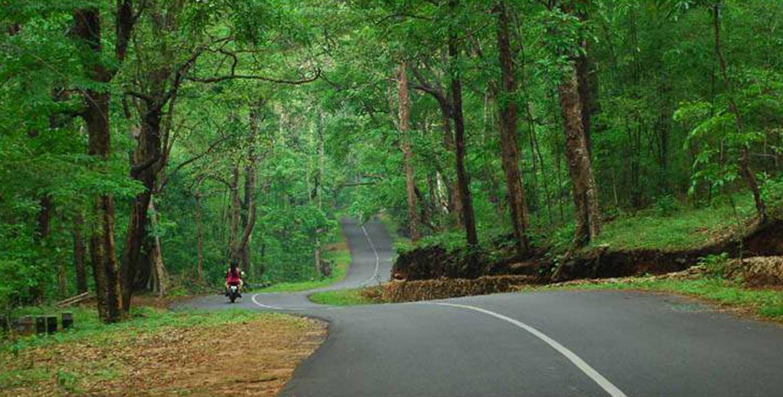 Kerala Cycle tour