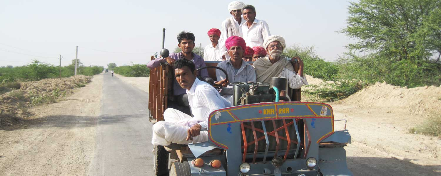 Splendid Rajasthan Tour on Motorcycles