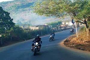 Motorcycle adventure holidays Rajasthan INDIA